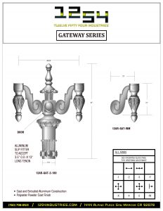 Gateway Arm Modified