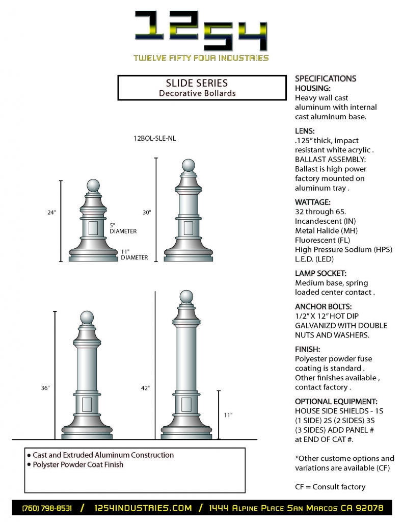 Bollard Catalog_Page_11