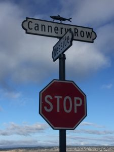 Cannery Row Deco Signage 6
